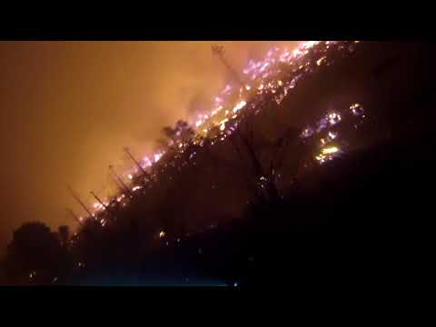 Santa Rosa firestorm 10 9 17 October 9 2017