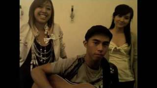 "Singing ""Stronger"" by Keri Hilson (Michelle Martinez ,Cathy Nguyen & Anthony Balmeo COVER)"