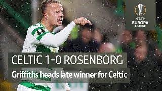 Celtic vs Rosenborg (1-0) UEFA Europa League highlights