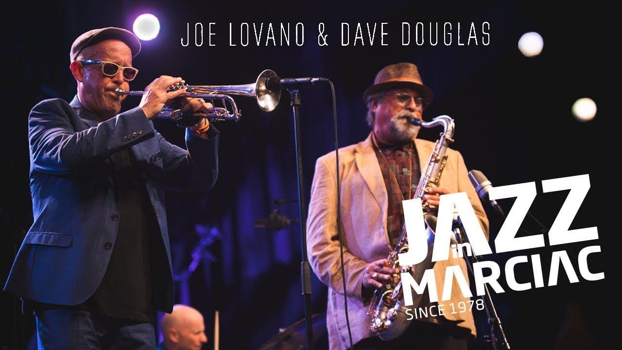 "Joe Lovano & Dave Douglas Sound Prints ""The Corner Tavern"" @Jazz_in_Marciac 2018"
