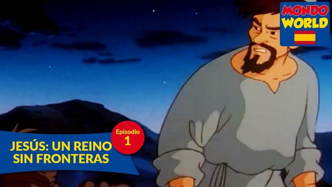 Ver JESÚS: UN REINO SIN FRONTERAS | Episodio 1 | series animadas para niños | episodios en Español en Español