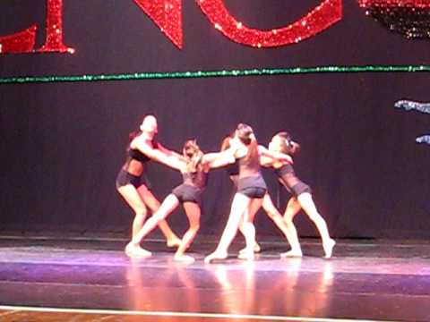 """""""Candlelight""""- Kimberly Lewis School of Dance- Small group Lyrical"""