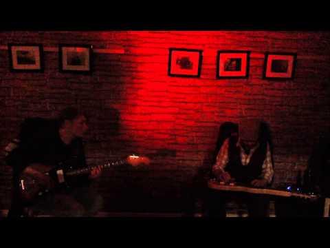 MATT WELLS AND SAM GRAY at karova bar 31 01 15
