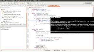Java Bukkit Plugin Tutorial: Data Storage - Banning Plugin [part 02]