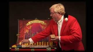 The Royal Flea Circus with Ianni the Ringmaster