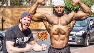 BODYBUILDER vs CROSSFIT