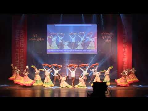 Sidlakan Dance Company, Grand Prize on IYF World Cultural Dance Festival 2018 Korea!
