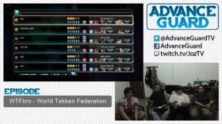 Advance Guard Episode 11: World Tekken Federation