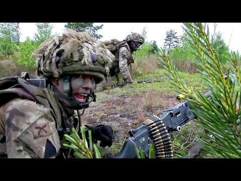 World's Most Feared Soldiers - British Army Royal Gurkha Rifles