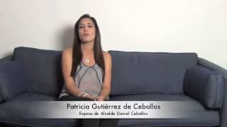Entrevista exclusiva a la esposa de Daniel Ceballos