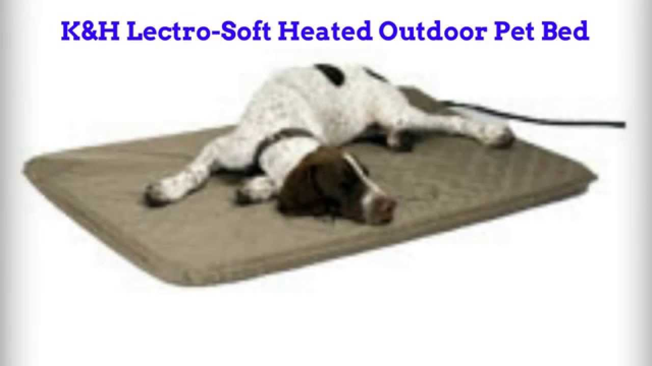 Cash Back Rewards K&H Lectro Soft Padded Heated Indoor Outdoor ...