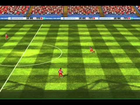 FIFA 14 iPhone/iPad - LongLiveTedGang vs. Marseille