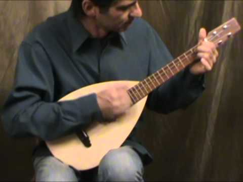 Ubbrg Max Rener Playing The Roosebeck Baroq Ulele Baritone Rosewood With Tuners