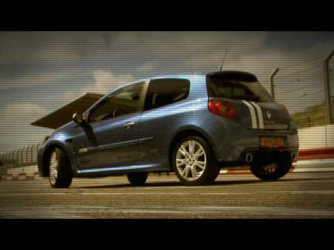 Renault Clio RS Gordini roadtest