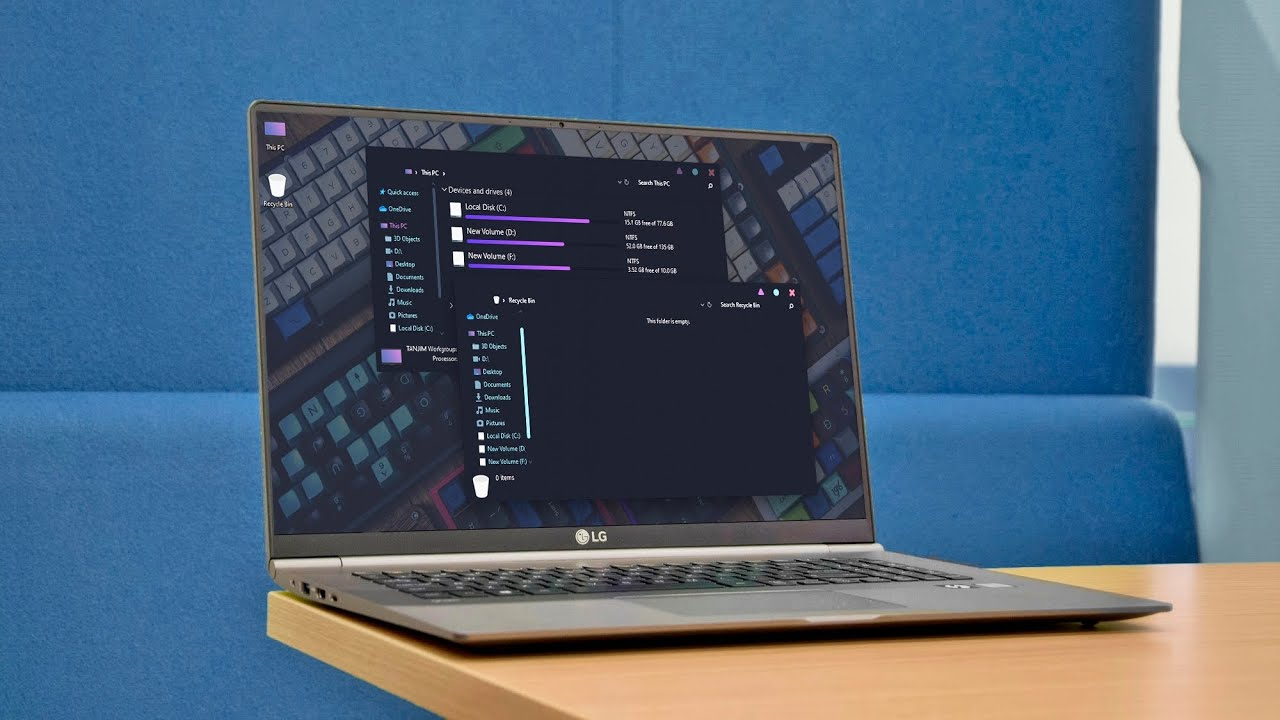 Make Your Windows 10 Desktop Look Cool