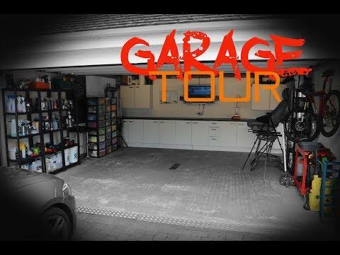 Forensic Detailing Garage Tour - detailing products walk through