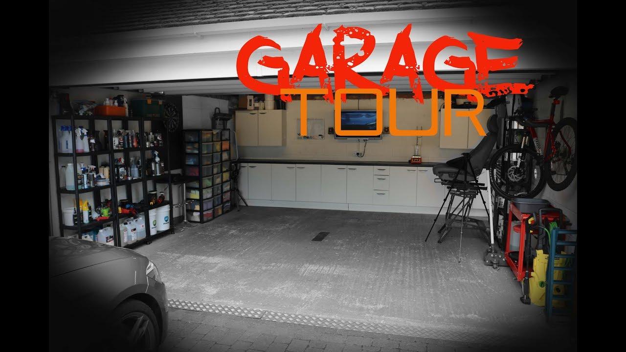 Forensic Detailing Garage Tour Detailing Products Walk
