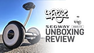 Video Segway MiniLITE 🔋🔌 Unboxing / Review Español Vehiculo Electrico de Movilidad Personal, Ninebot download MP3, 3GP, MP4, WEBM, AVI, FLV Agustus 2018