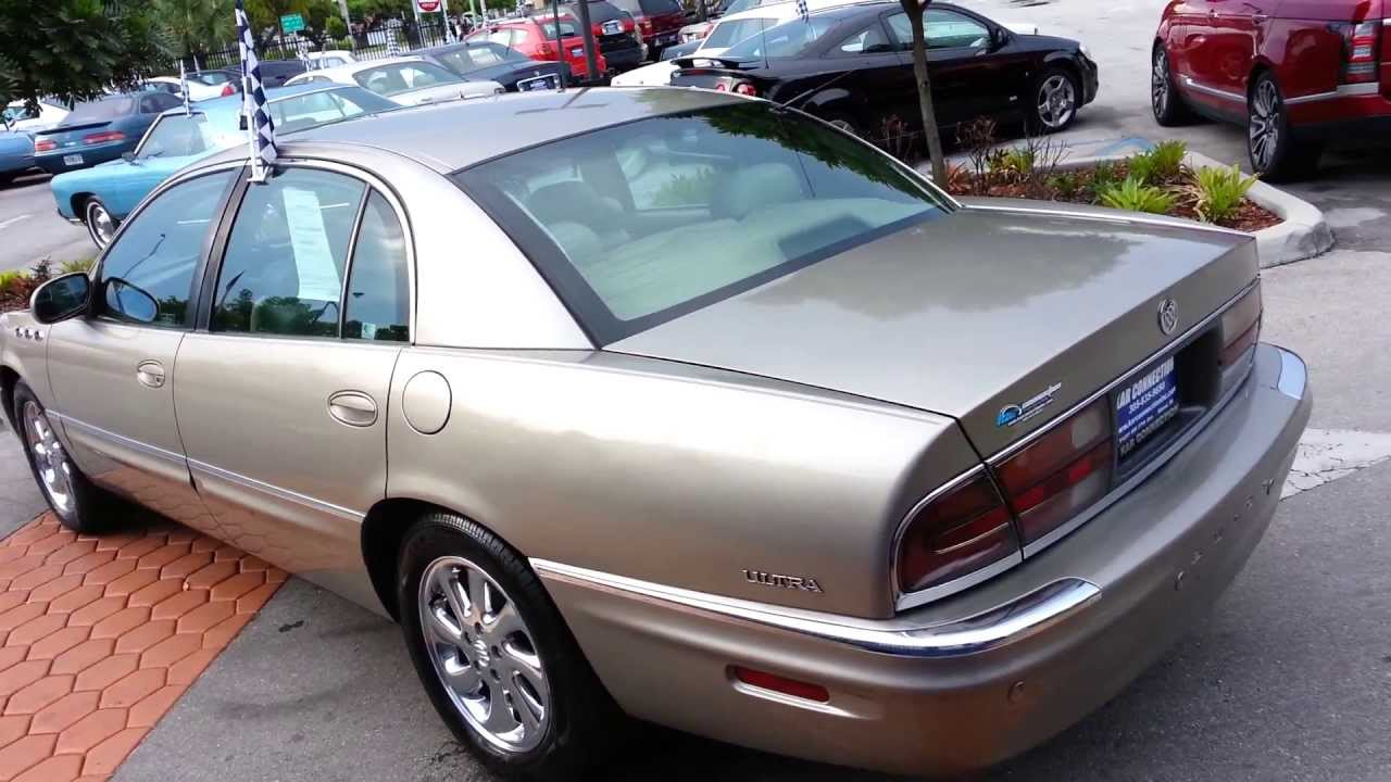 2004 buick park avenue ultra for sale miami fl. Cars Review. Best American Auto & Cars Review