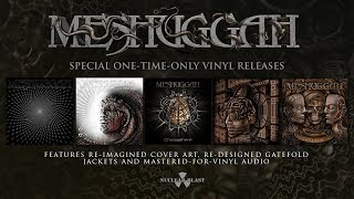 MESHUGGAH – Special Vinyl Releases: Remastered & Reimagined (OFFICIAL TRAILER)