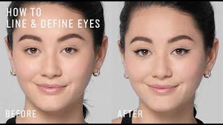 How To: Line & Define Eyes | Makeup Tutorial | Bobbi Brown