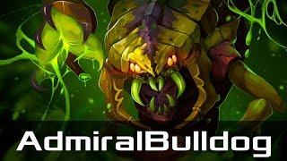 Alliance.AdmiralBulldog — Venomancer, Mid Lane (Nov 9, 2019) | Dota 2 patch 7.22 gameplay