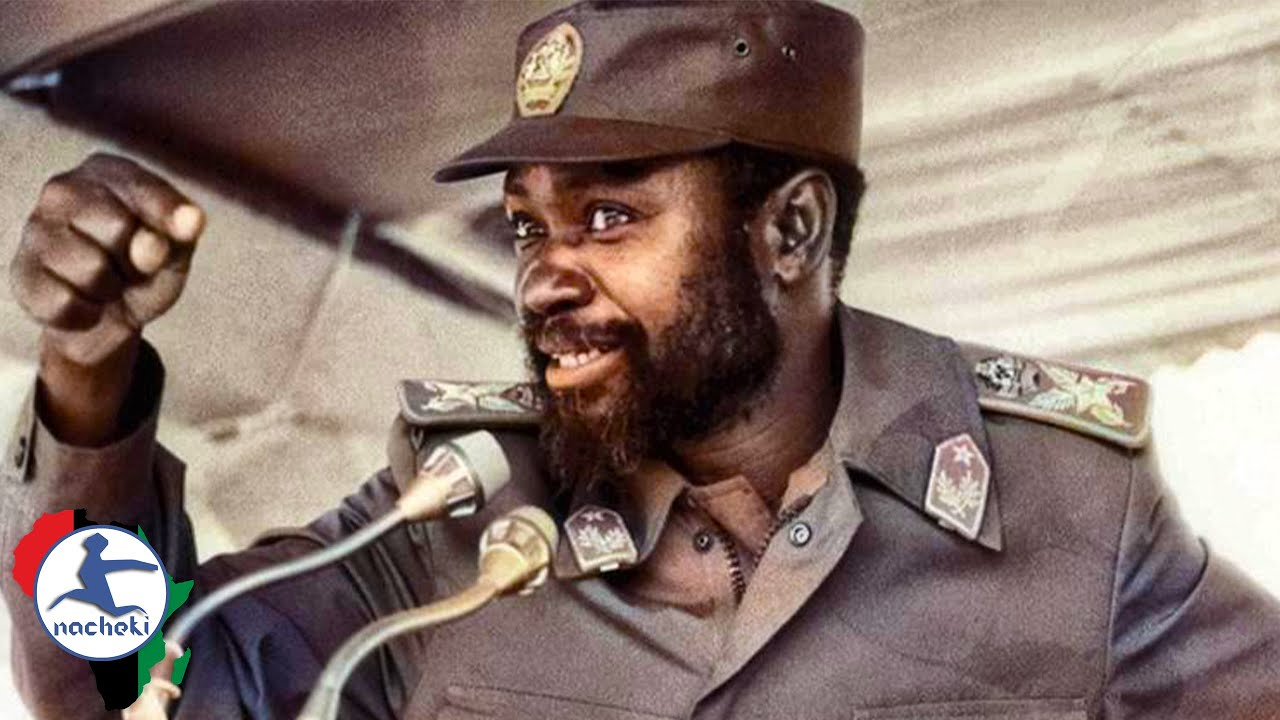 Revolutionary Leader Samora Machel Speech on How to Deal With African Traitors & Spies