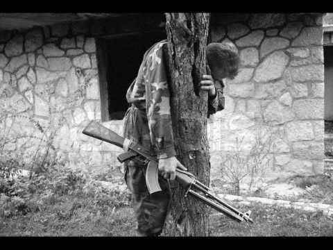 He gave his life for Bosnia-Sad war song