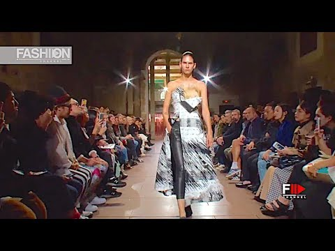 GIDDY UP Spring Summer 2019 Paris-  Fashion Channel
