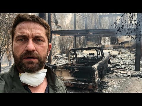California forest fires destroy celebrity homes in Malibu Mp3