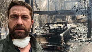 California forest fires destroy celebrity homes in Malibu