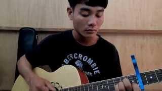 Khấn xin mẹ thứ tha lỗi lầm - guitar solo nhạc đạo