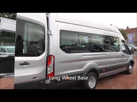 Ford Transit 2014.5 V363 Minibus 460 L4 (M2) 17-18 Seat 125ps U34616