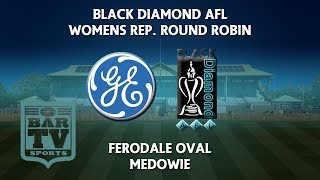 2018 Black Diamond AFL - Women's Rep Round Robin thumbnail