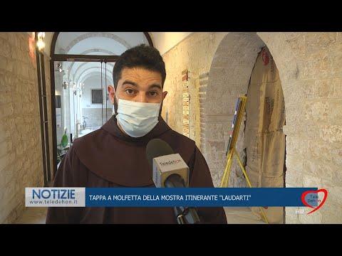 """Inaugurazione mostra """"Laudarti"""" - maggio 2021"""