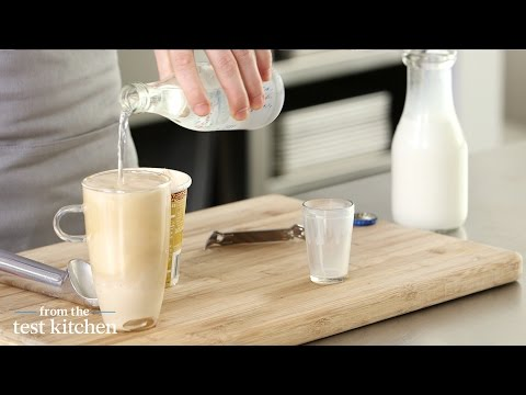 Chilled Affogato Float Recipe - From The Test Kitchen