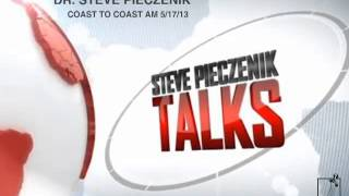 DR. STEVE PIECZENIK on Coast To Coast AM