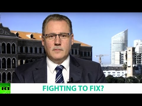 FIGHTING TO FIX? Ft. Abdullah Al Dardari, Deputy Executive Secretary of UN ESCWA