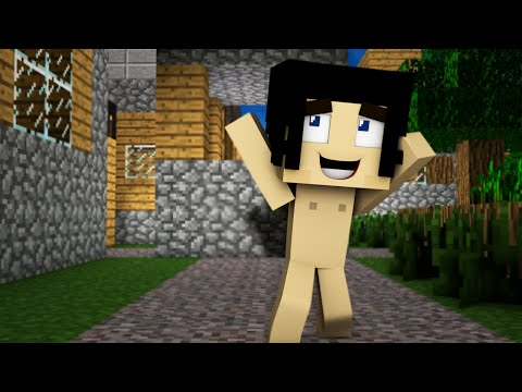 NAKED BABY!   Minecraft Who's Your Daddy Roleplay