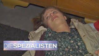 Schreiendes Mädchen unterm Bett: Schwanger mit 16? | Auf Streife - Die Spezialisten | SAT.1 TV
