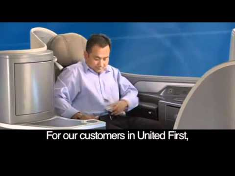 United-continental Airlines New Safety Video