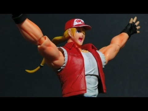 Toy Review: D-Arts Terry Bogard (King Of Fighters '94)
