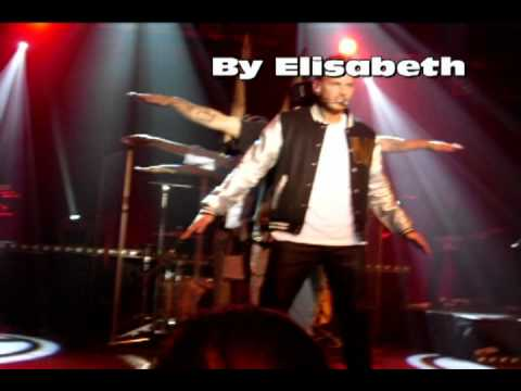 M Pokora - Turn it up - Drancy 09.01.11
