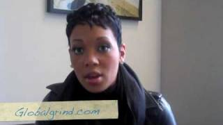 "Monica Talks ""Attitude Problems"" Brandy and Aaliyah"