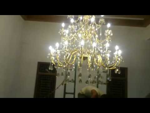 Unique Chandelier Made by Jhoomarwala: Home Decoration Online Store India