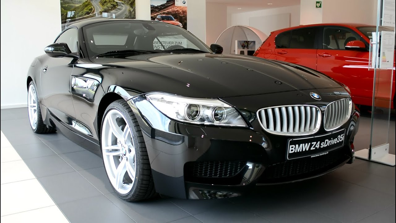 2014 new bmw z4 sdrive35i with m sport package e89 youtube. Black Bedroom Furniture Sets. Home Design Ideas