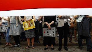 Új ösvényt vágott a lengyel államfő