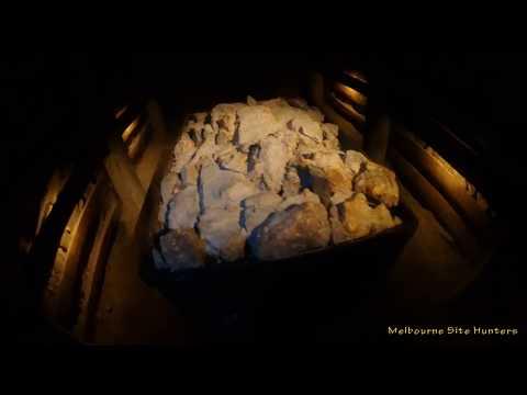Ballarat Sovereign Hill - Underground Mine Adventures