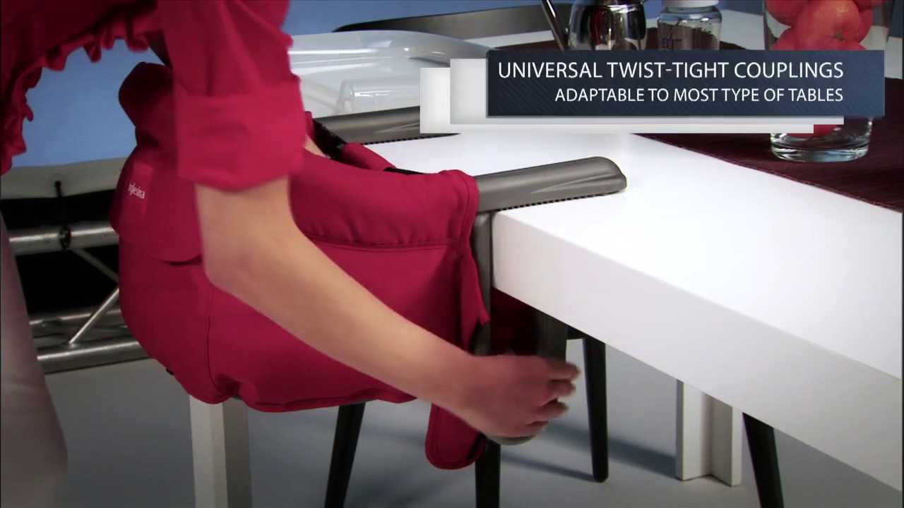 Fast Table Chair Modern Chaise Lounge Chairs Inglesina Technical Video Youtube