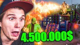 Ich kaufe für 4.500.000$ einen LKW der FEUER SPUCKT | GTA Online